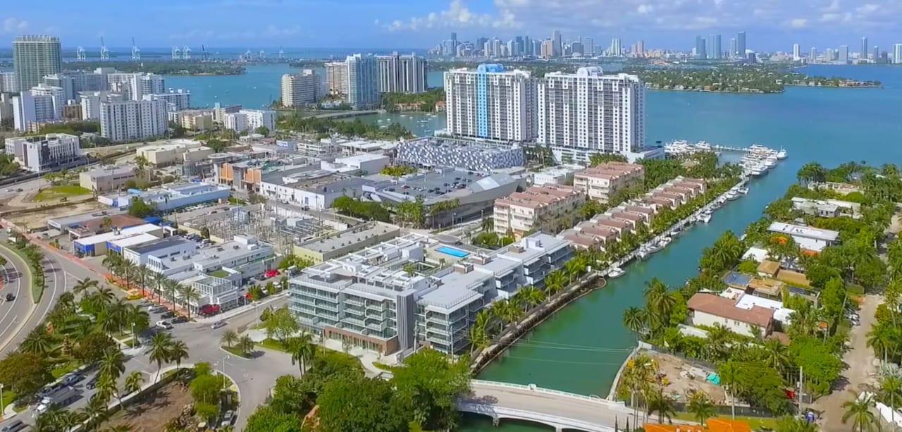 Sunset Harbour the Miami Beach gem
