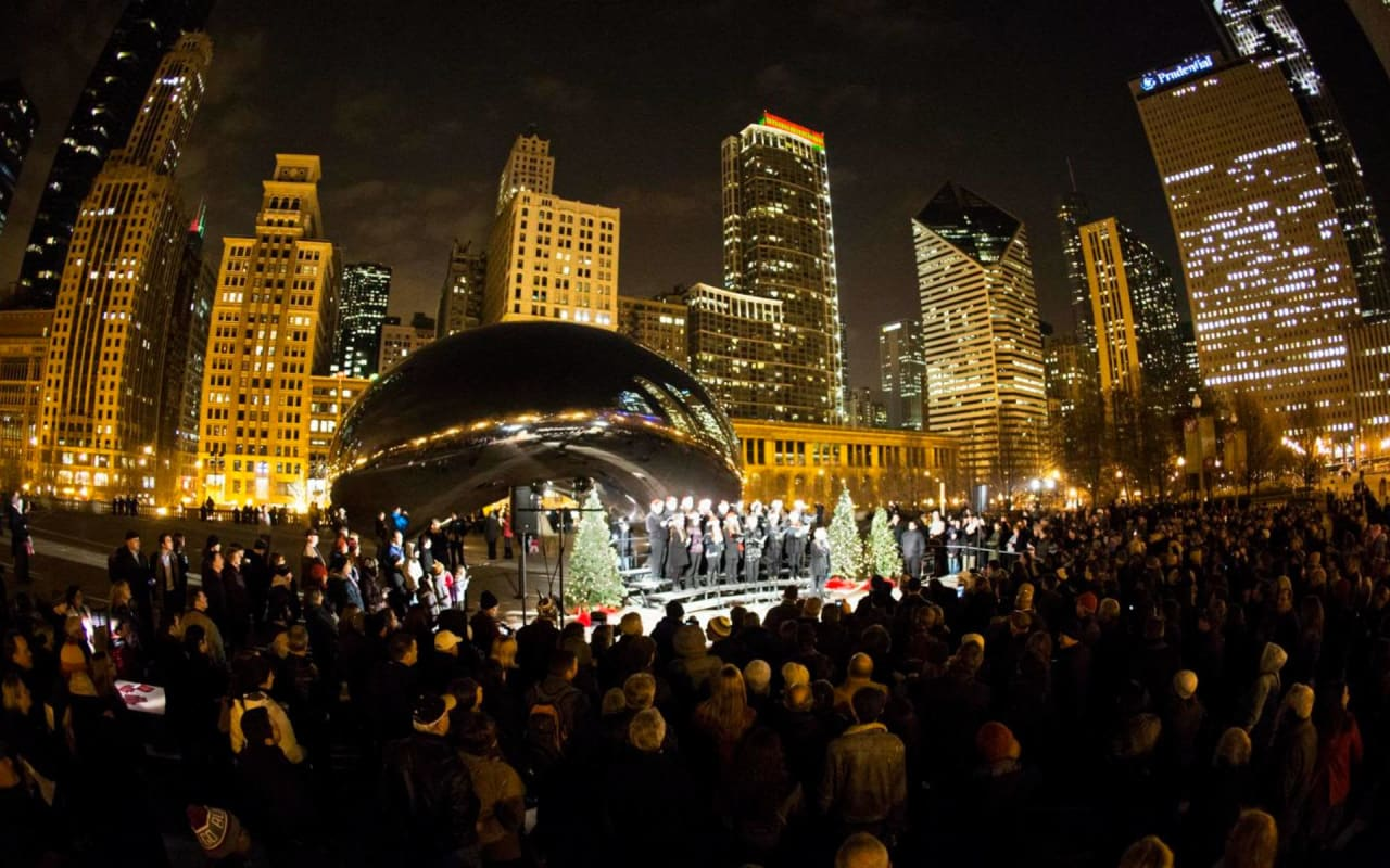 13 Chicago Spots for Holiday Lights