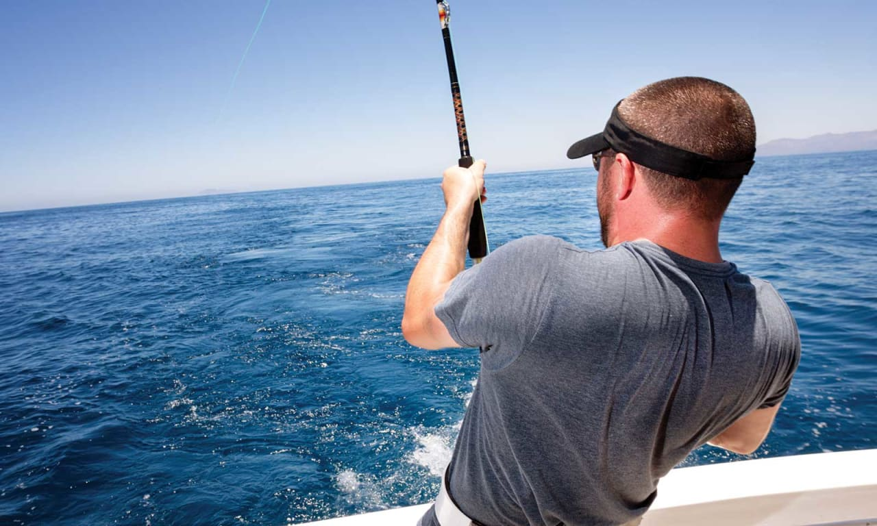 Sportfishing in Los Cabos