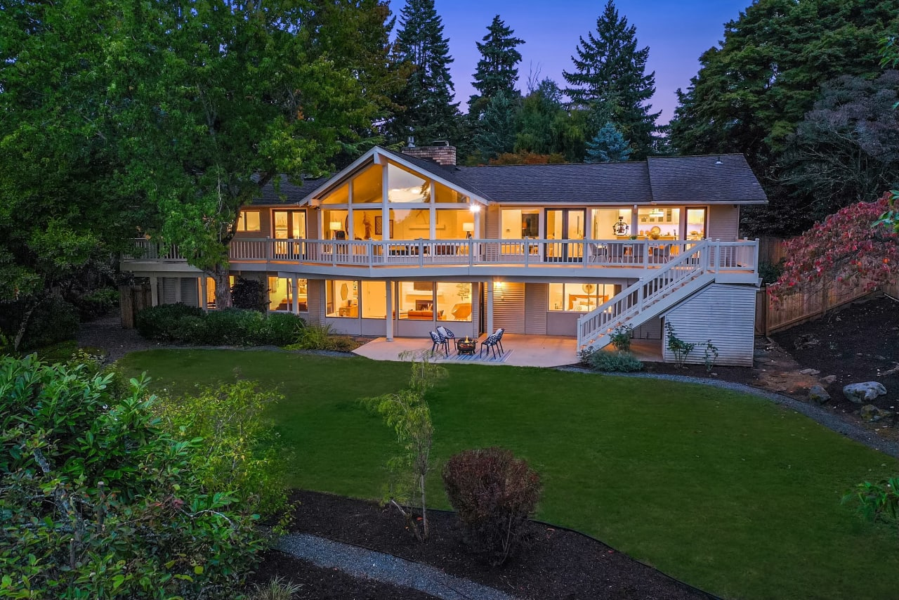 Remodeled NW Contemporary