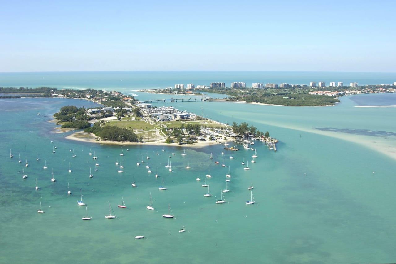 The 50th Sunfish World Championship Comes to Sarasota