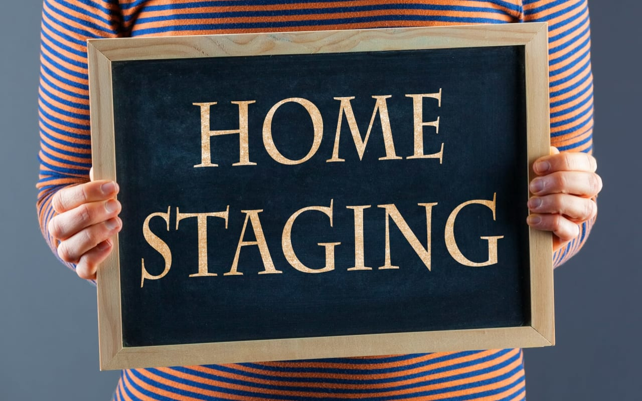 Staging Your Home Checklist
