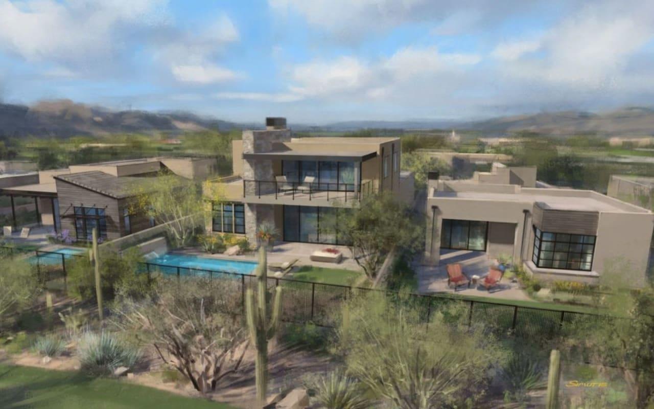 The Villas at Seven Desert Mountain
