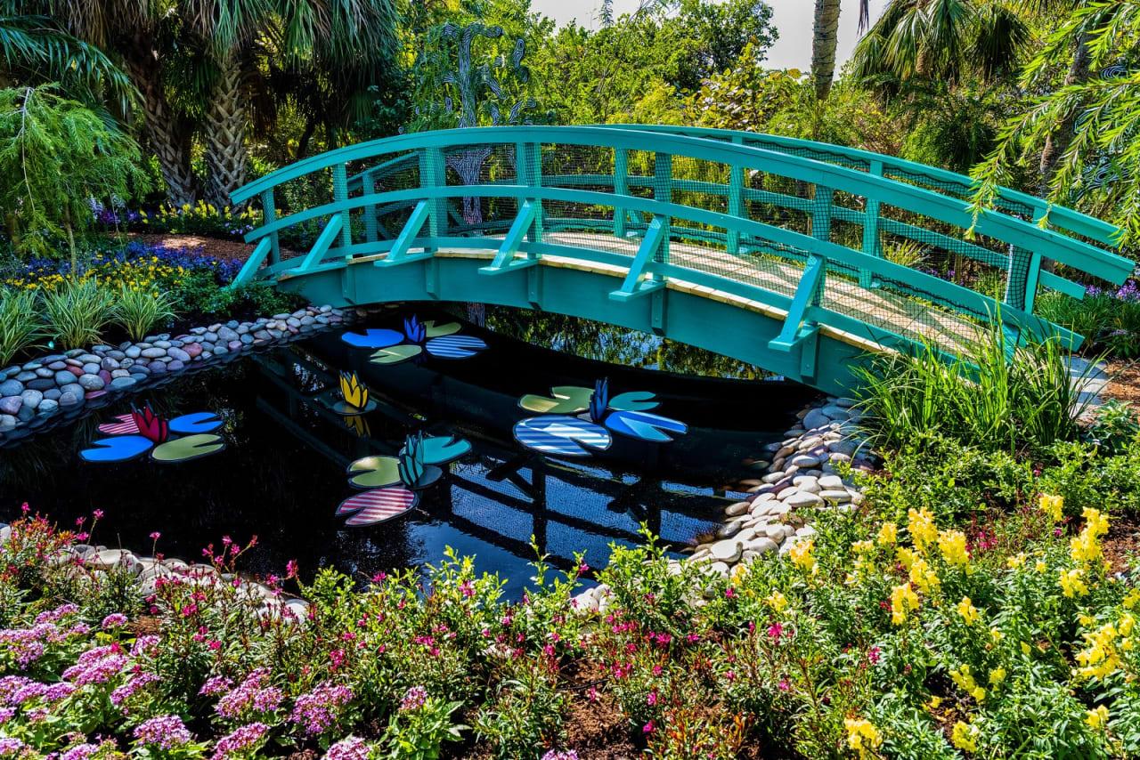 Roy Lichtenstein: Monet's Garden Goes Pop!