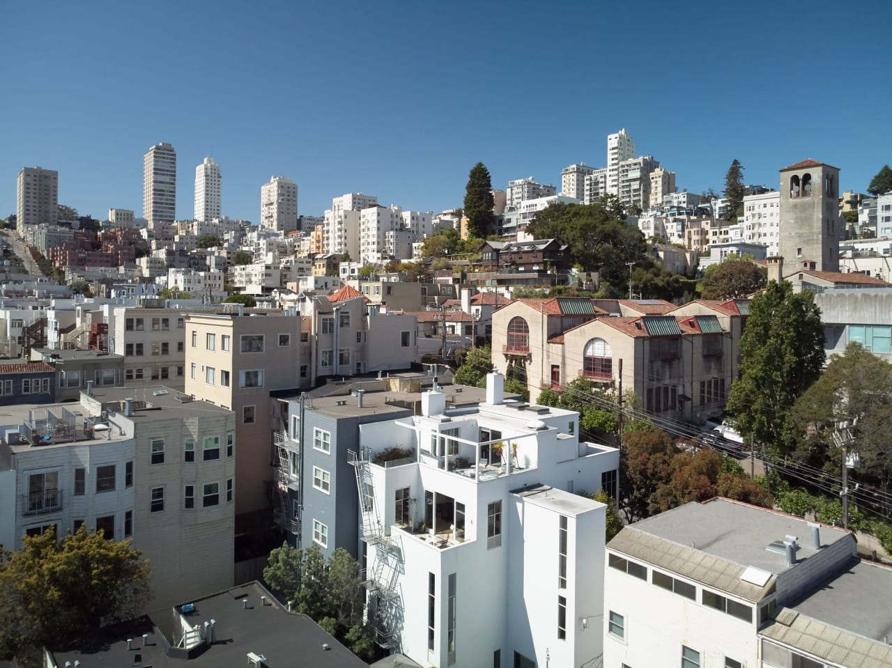 San Francisco July