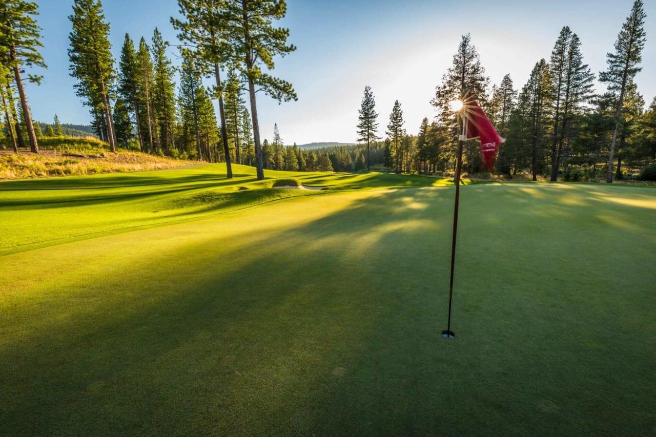 Truckee Golf Course Communities