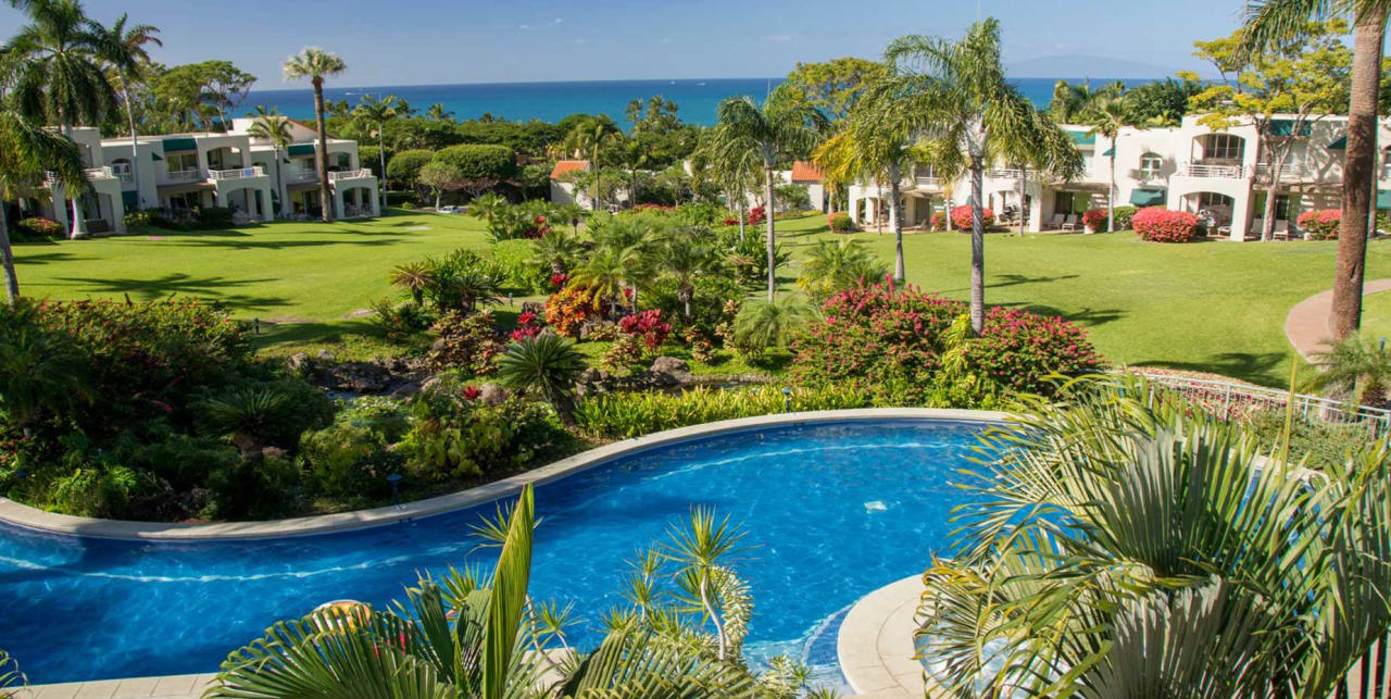 The Best of Island Living at the Wailea Palms