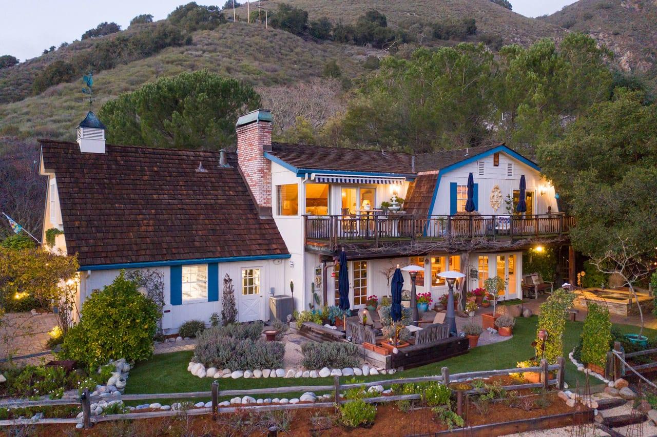 Carmel Valley Mountain-View Retreat - 25 La Rancheria