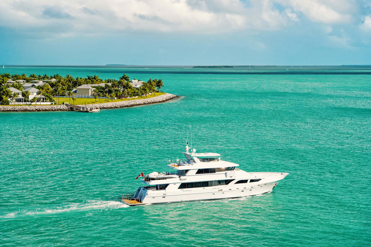 Why One Sarasota Couple Decided to Live on Their Boat—For Good