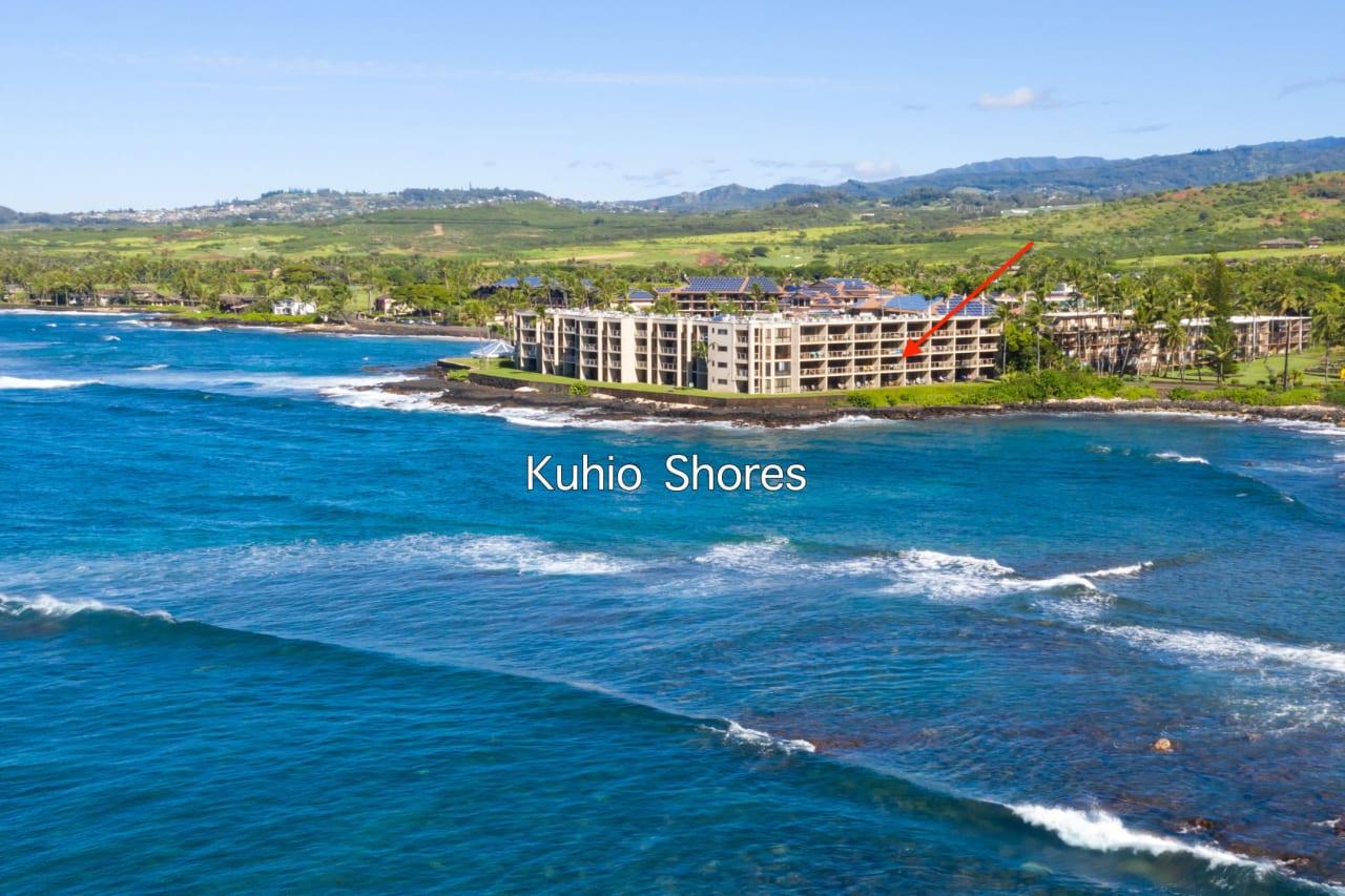 Kauai Real Estate, Ocean View Kuhio Shores Sold, Renovated Kiahuna Plantation Just Listed