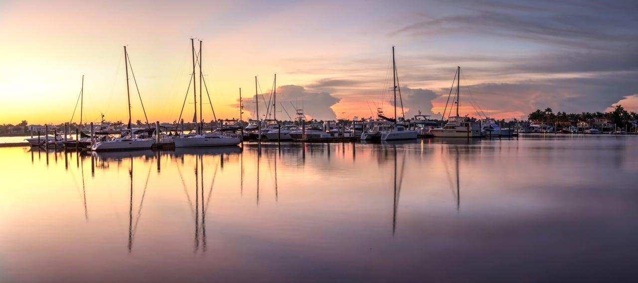 Popular Yacht Clubs & Marinas