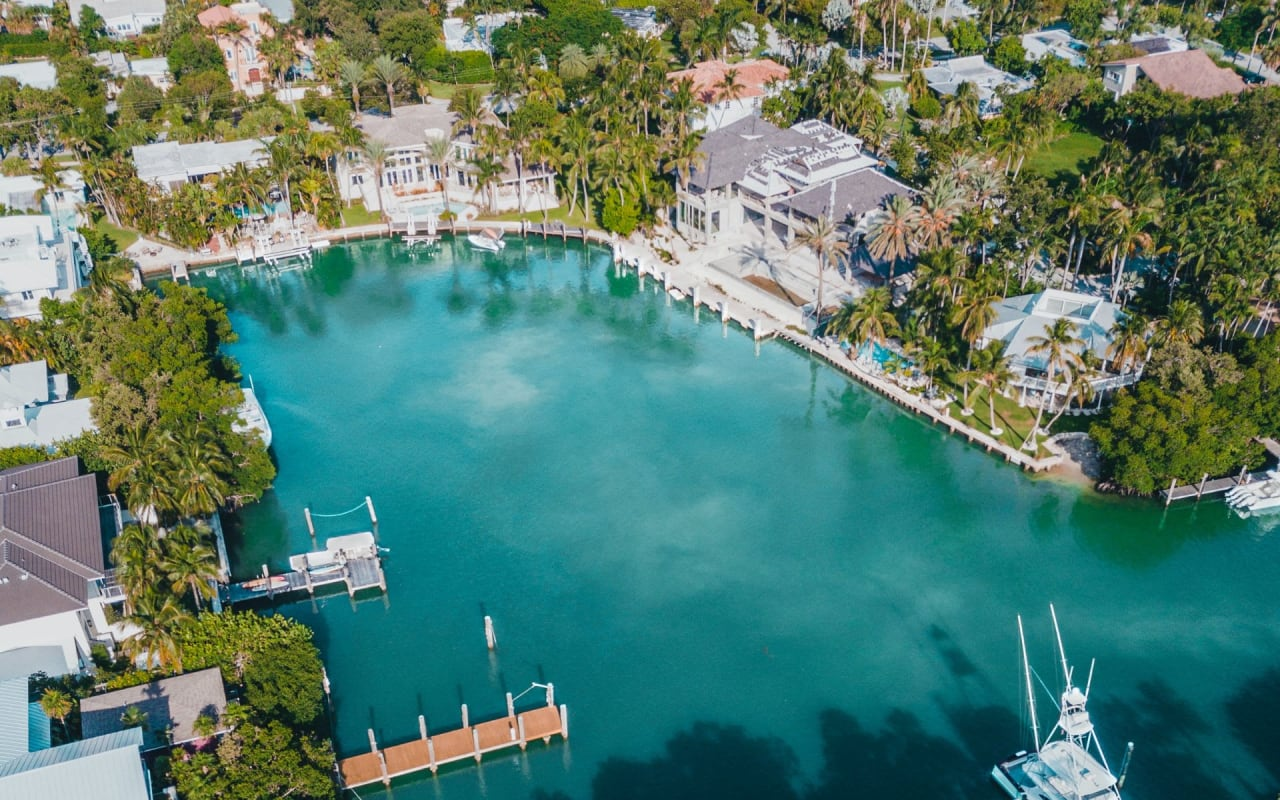 More About Coral Gables Waterfront Homes
