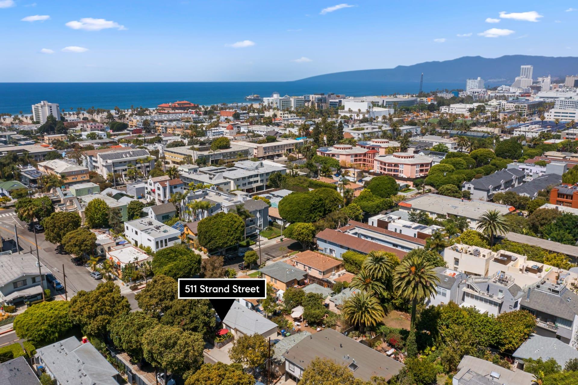 Investment Opportunity in Santa Monica   511 Strand Street, Santa Monica, CA 90405
