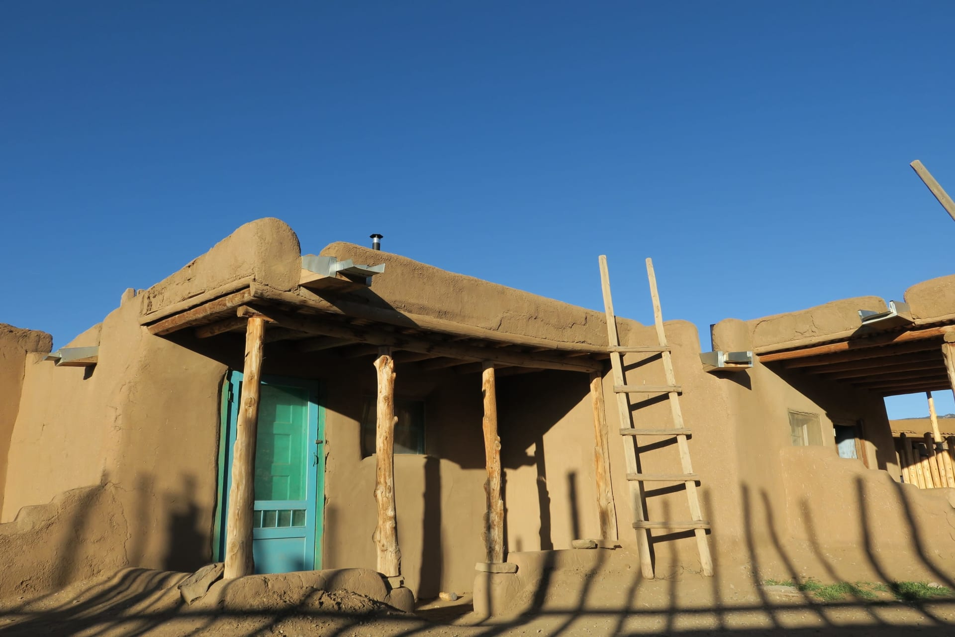 Pueblo Ladders | Kiva Ladders | Log Ladders