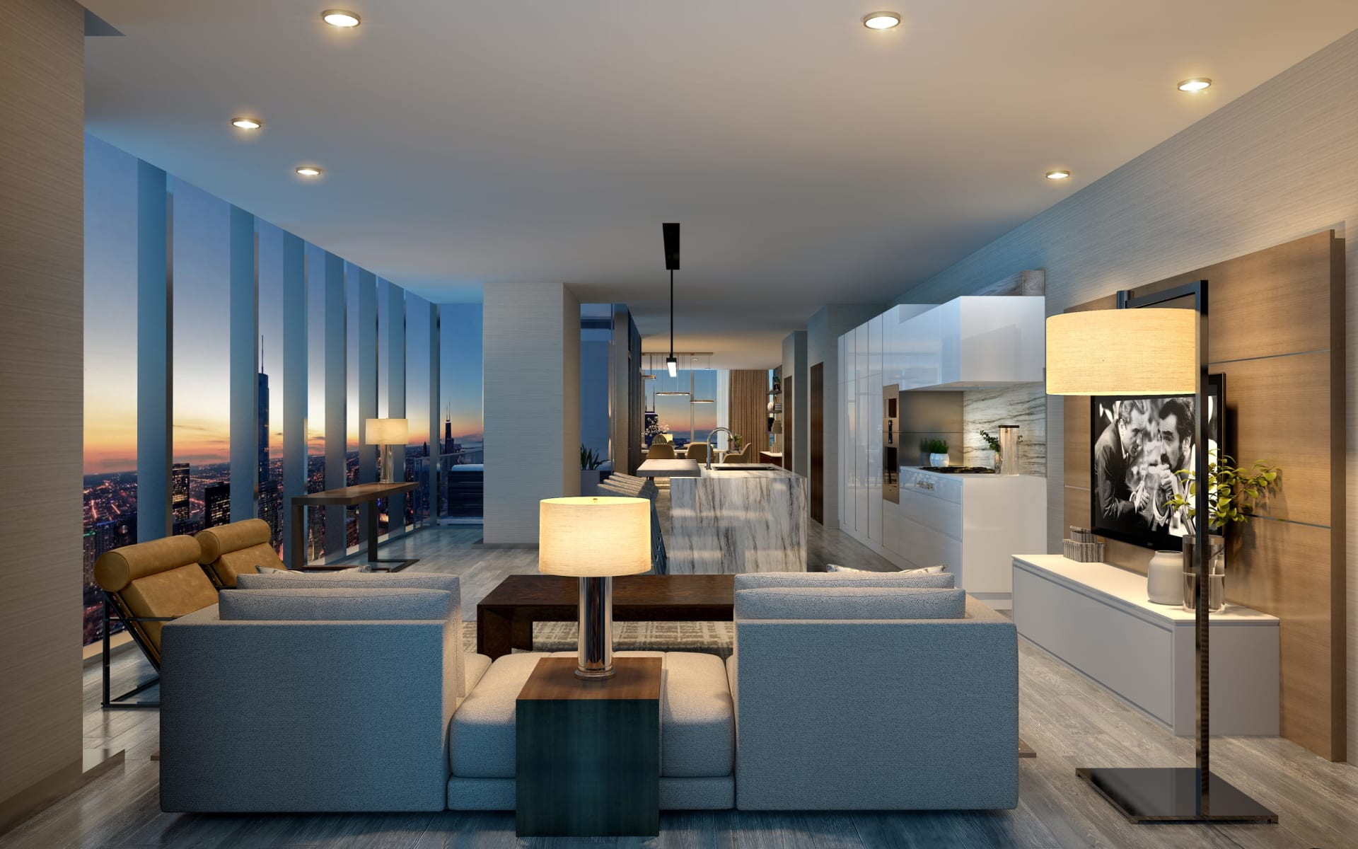 The Residences at The St. Regis Chicago