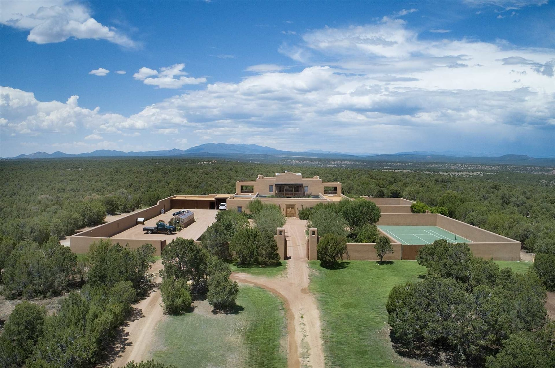 Galisteo Ranch video preview