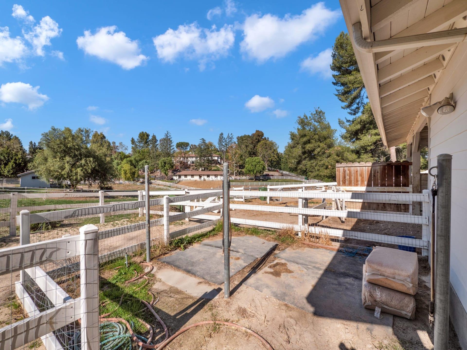 Hidden Hills Ranch Estate