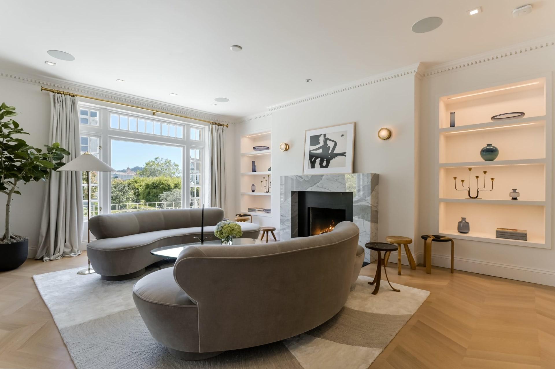 Presidio Heights Elegance | $3,495,000