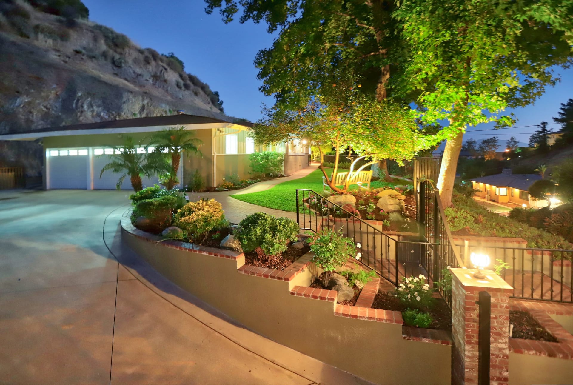 SOLD by Edwin Ordubegian | Gated Mid-Century Style Home | 1760 Thurber Place Burbank, CA video preview