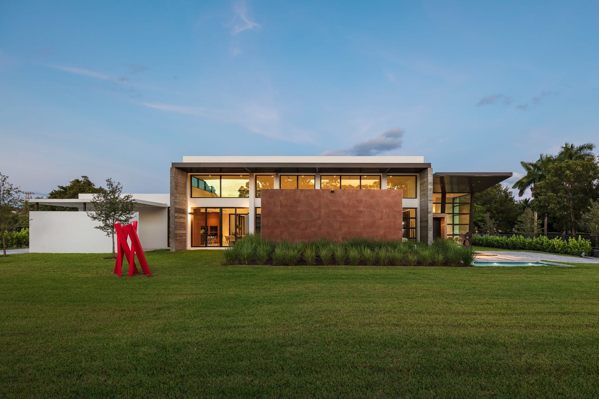 Stunning Brand-New Modern Masterpiece | 6645 SW 116th Street | Michael Martinez | ONE Sotheby's video preview