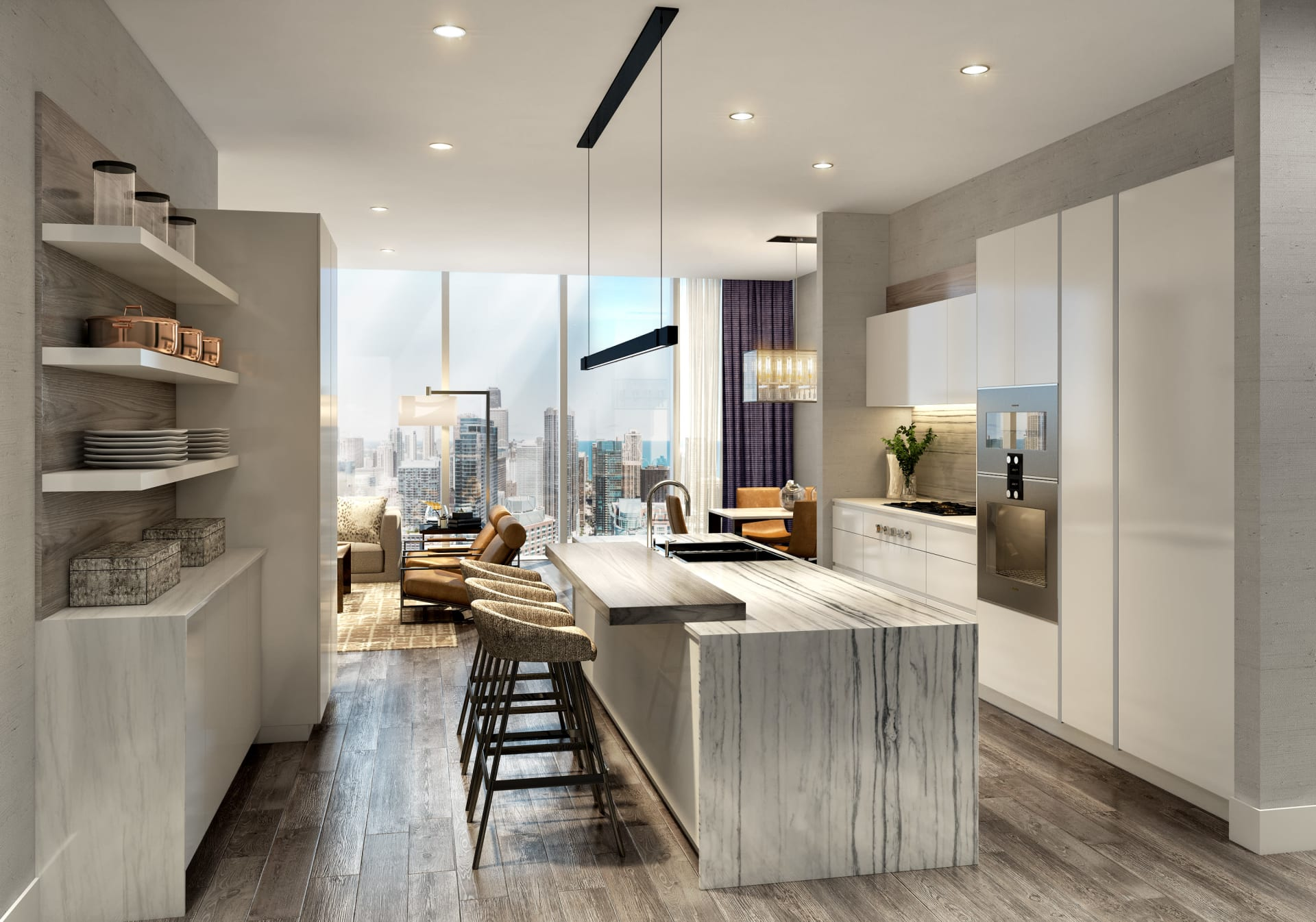 The Residences at The St Regis Chicago- 4006 video preview