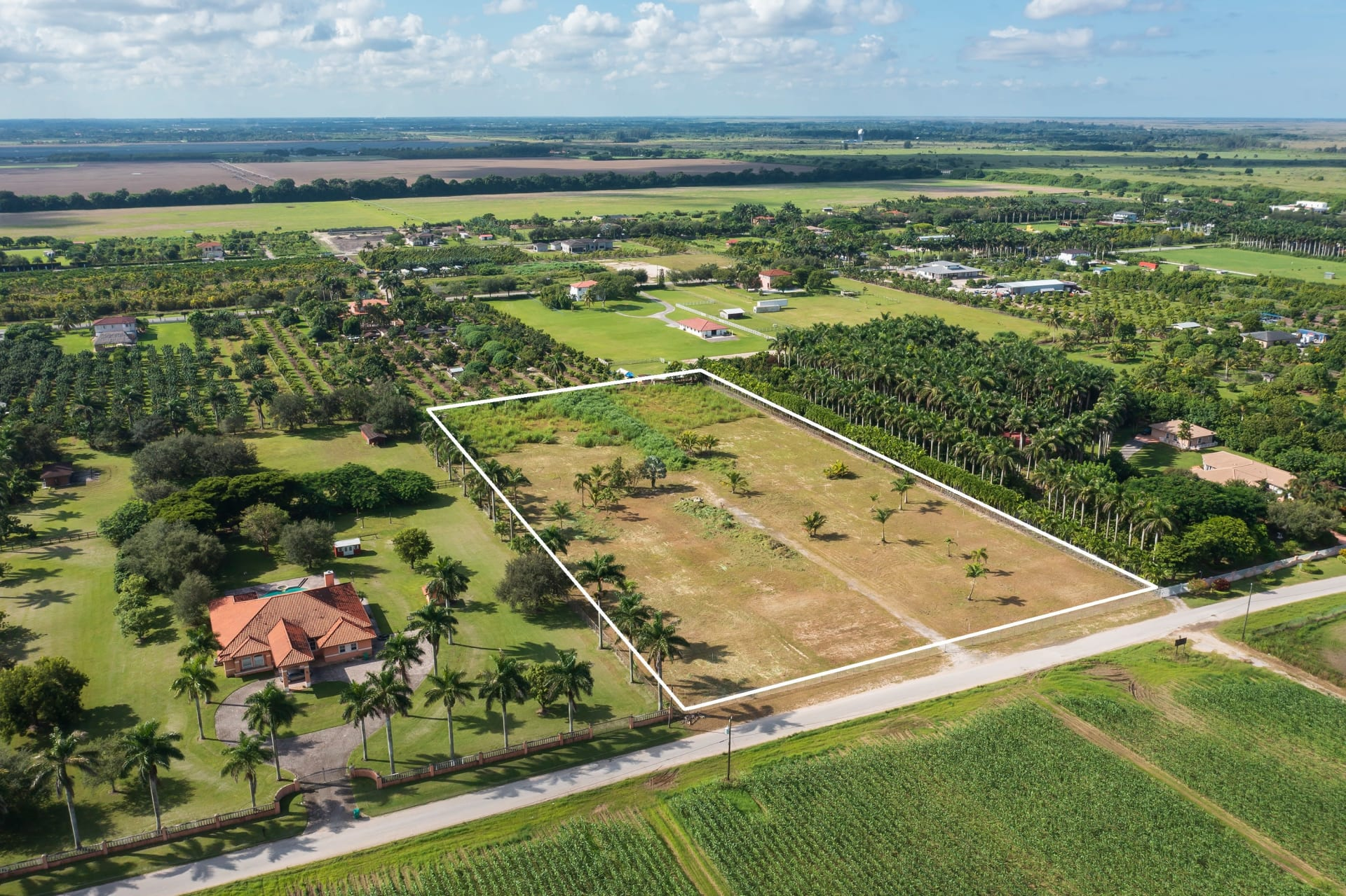 5-Acre Vacant Lot | 18100 SW 100 Street, Miami | Michael Martinez | ONE Sotheby's video preview