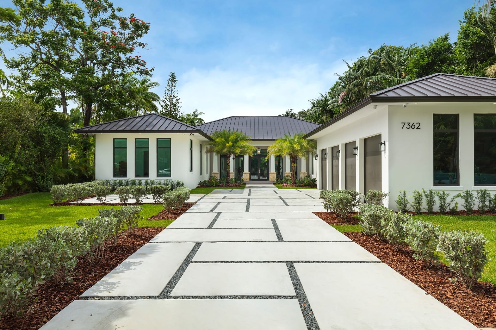 Stunning Brand-New Modern Estate | 7362 SW 104 St, Pinecrest | Michael Martinez | ONE Sotheby's video preview