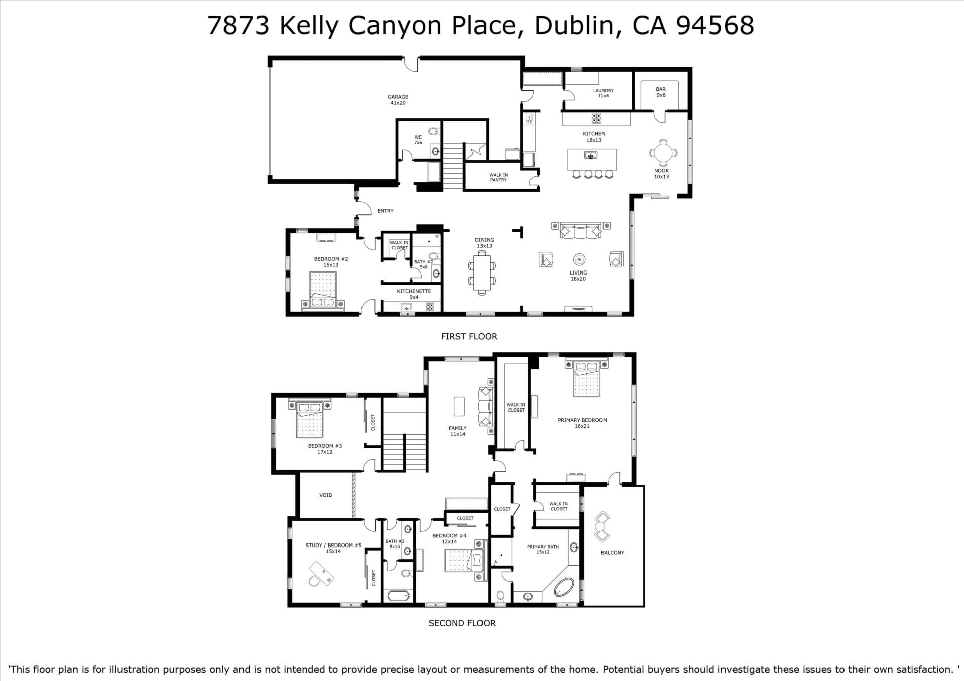 7873 Kelly Canyon Place photo