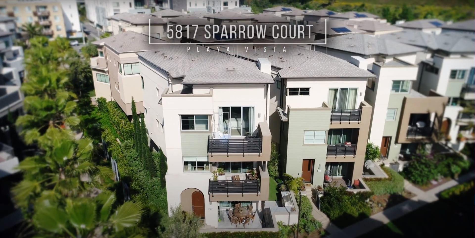 5817 Sparrow Ct | Playa Vista video preview