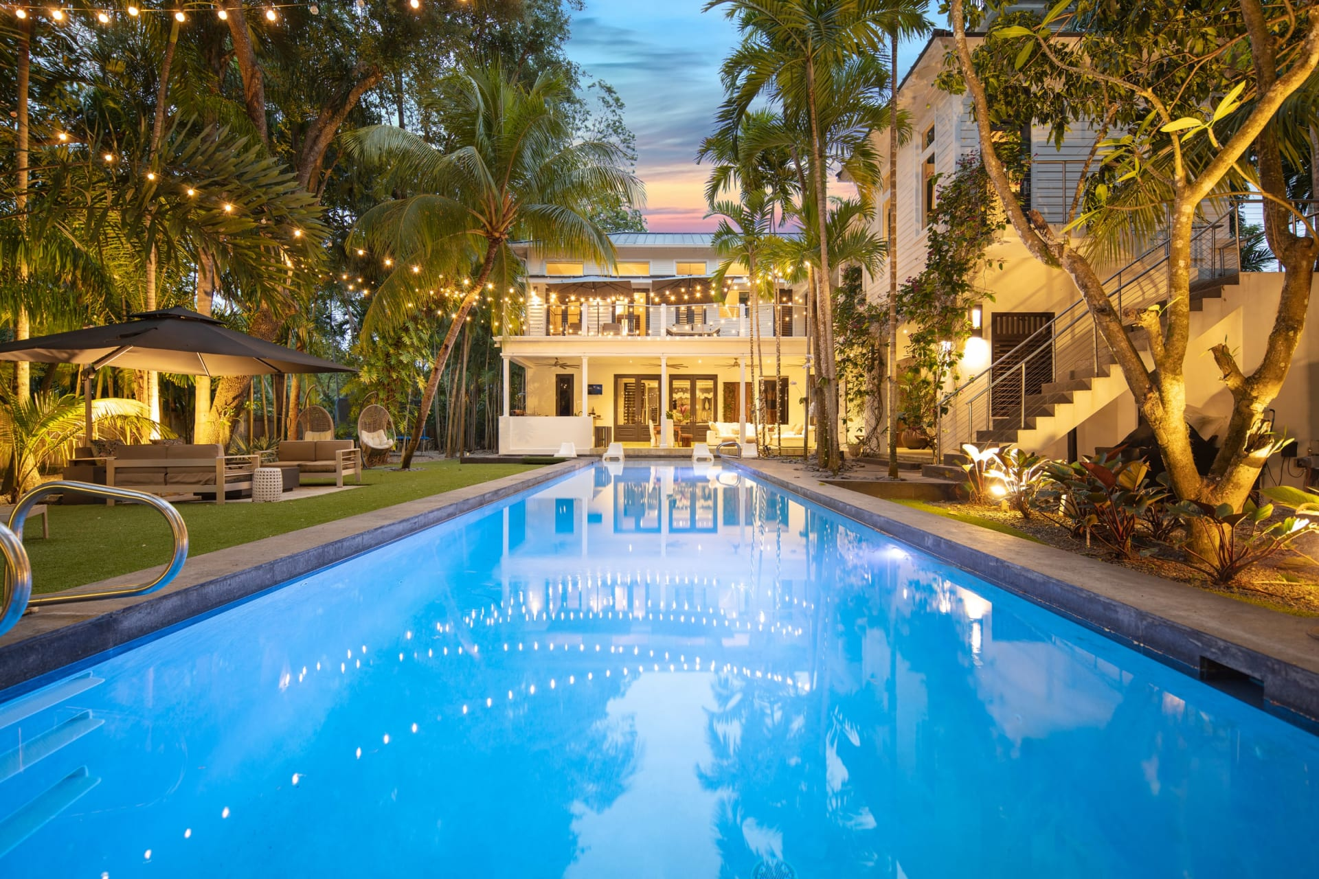 Enchanting Tropical Paradise | 6141 W Suburban Drive, Pinecrest | Michael Martinez | ONE Sotheby's video preview