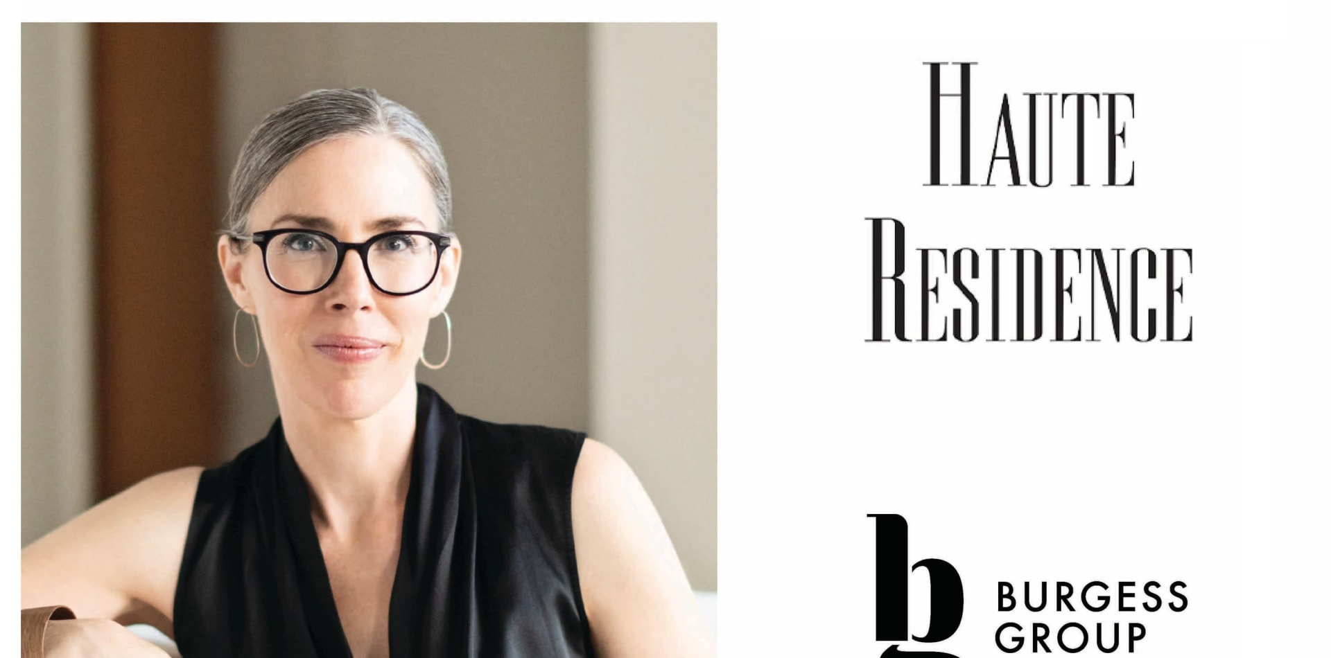 Yahoo Finance Announces Catherine Burgess + Haute Residence Exclusive Partnership