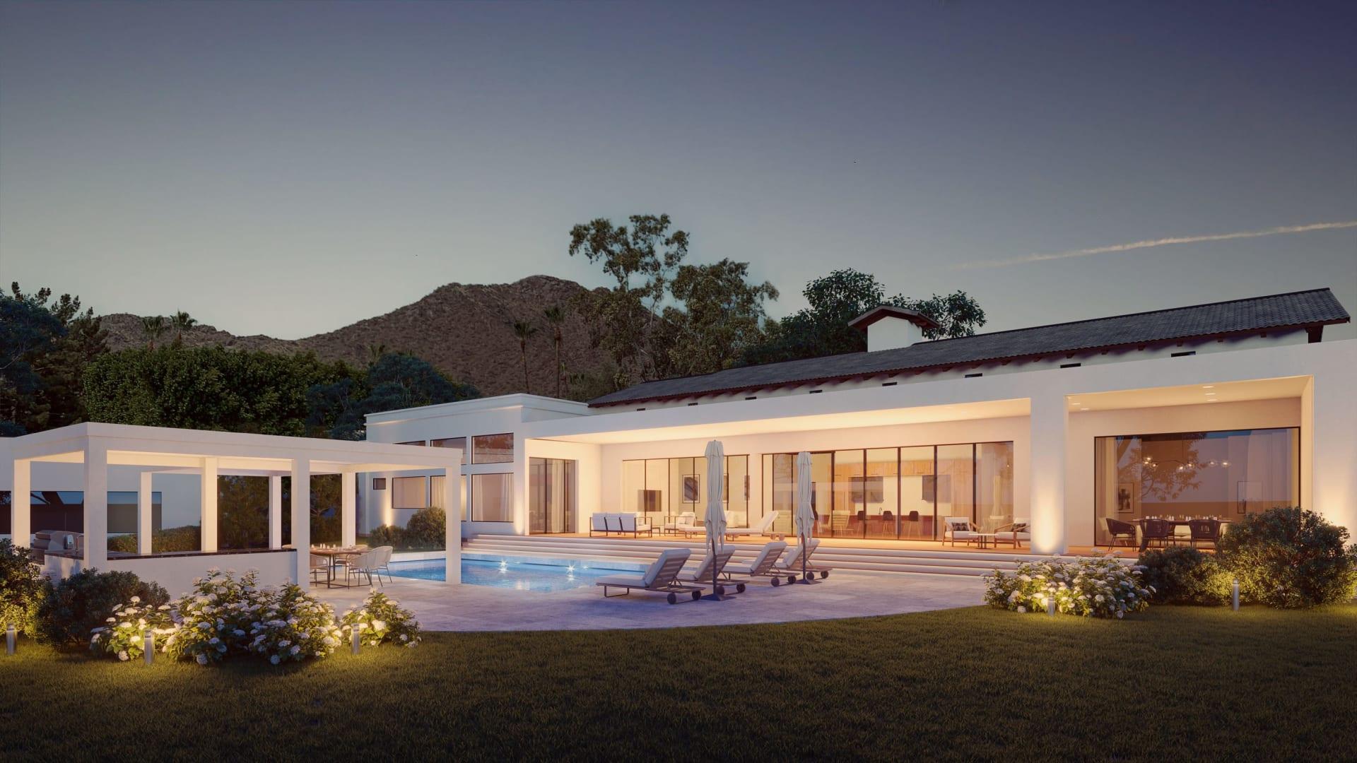 6163 N 61st Place, Paradise Valley, AZ