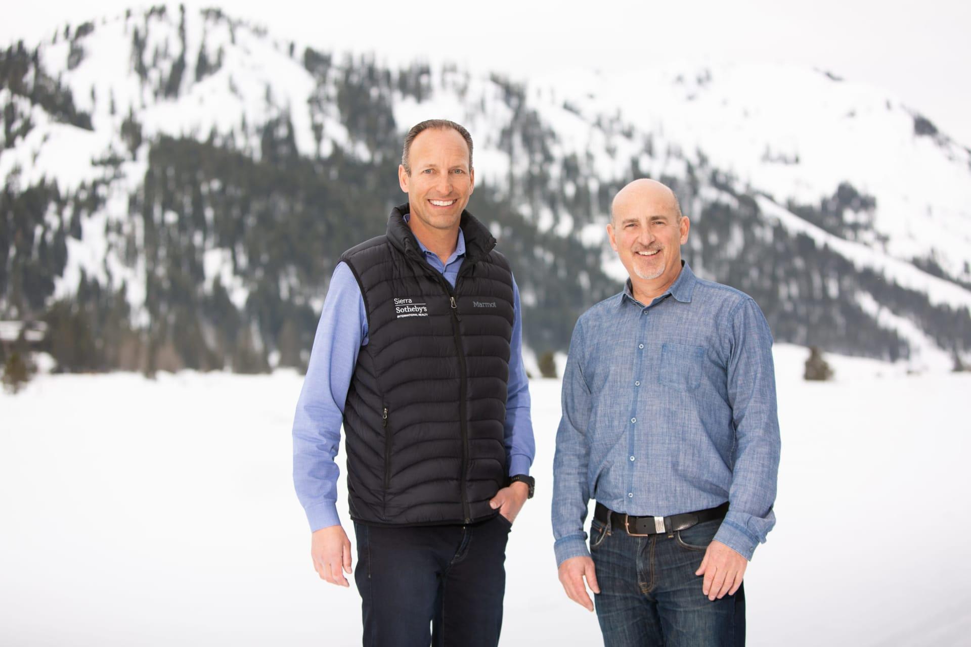 Breck Overall and Jeff Hamilton