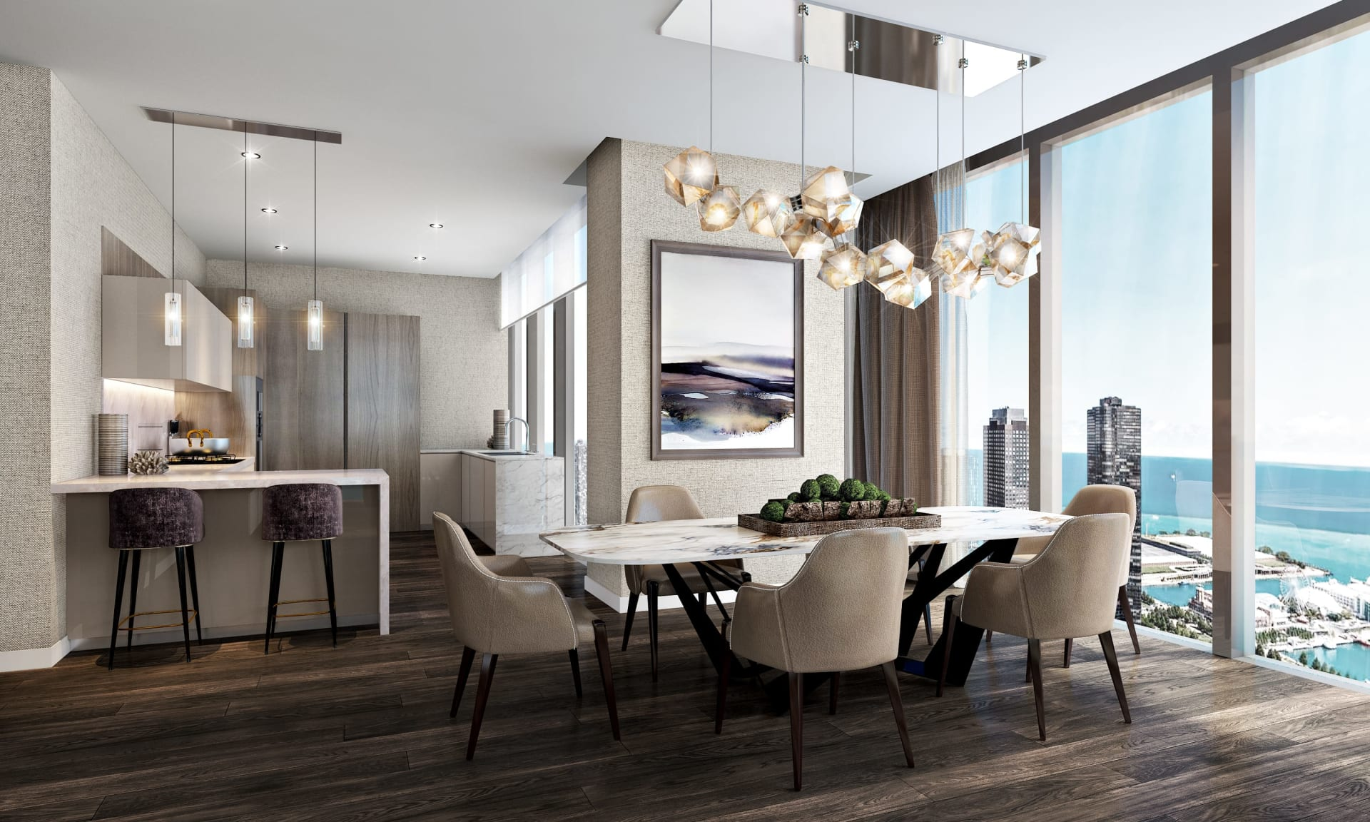 The Residences at The St Regis Chicago- Residences 3602  video preview