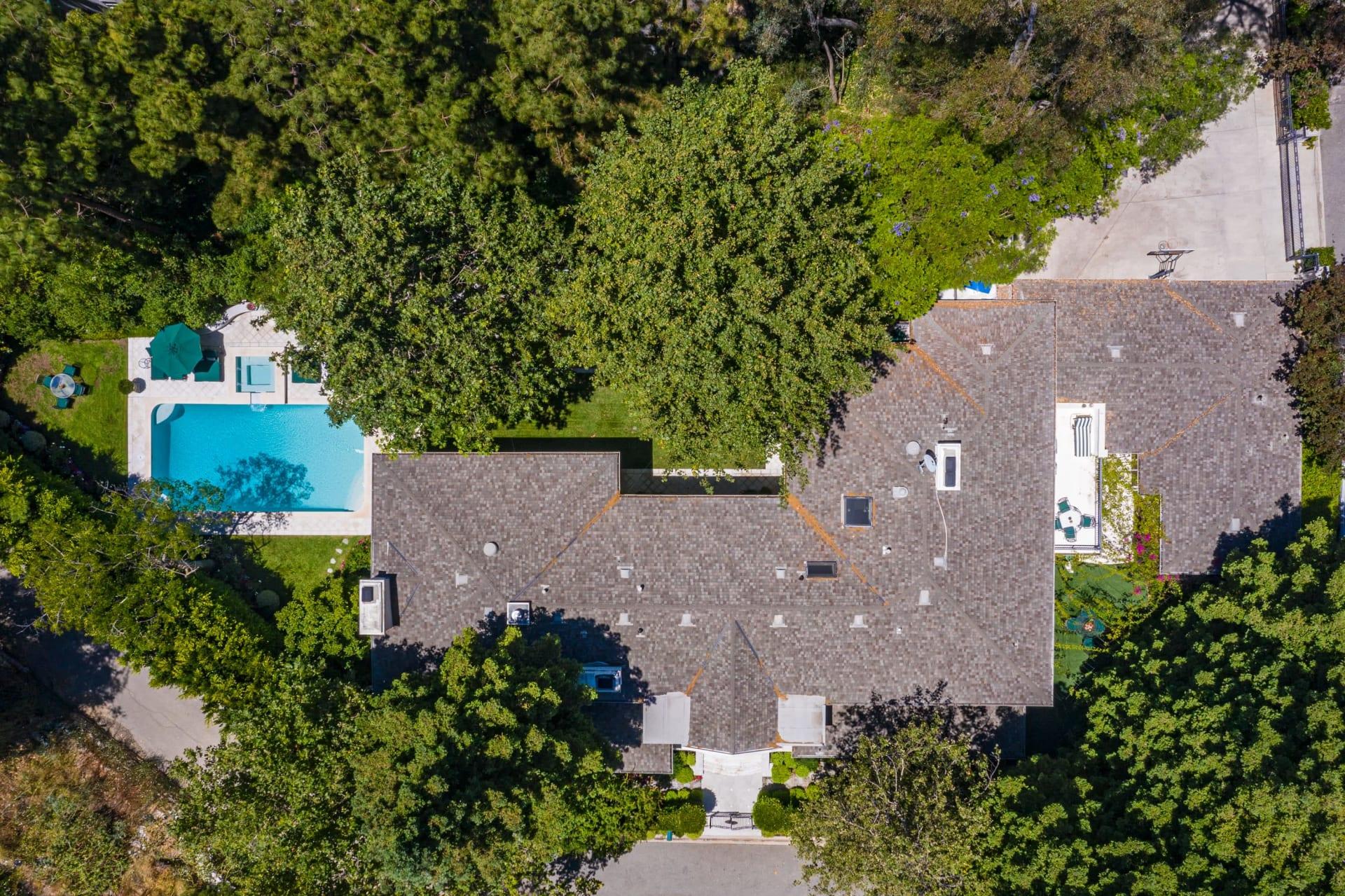 Romantic Bel Air Traditional Estate