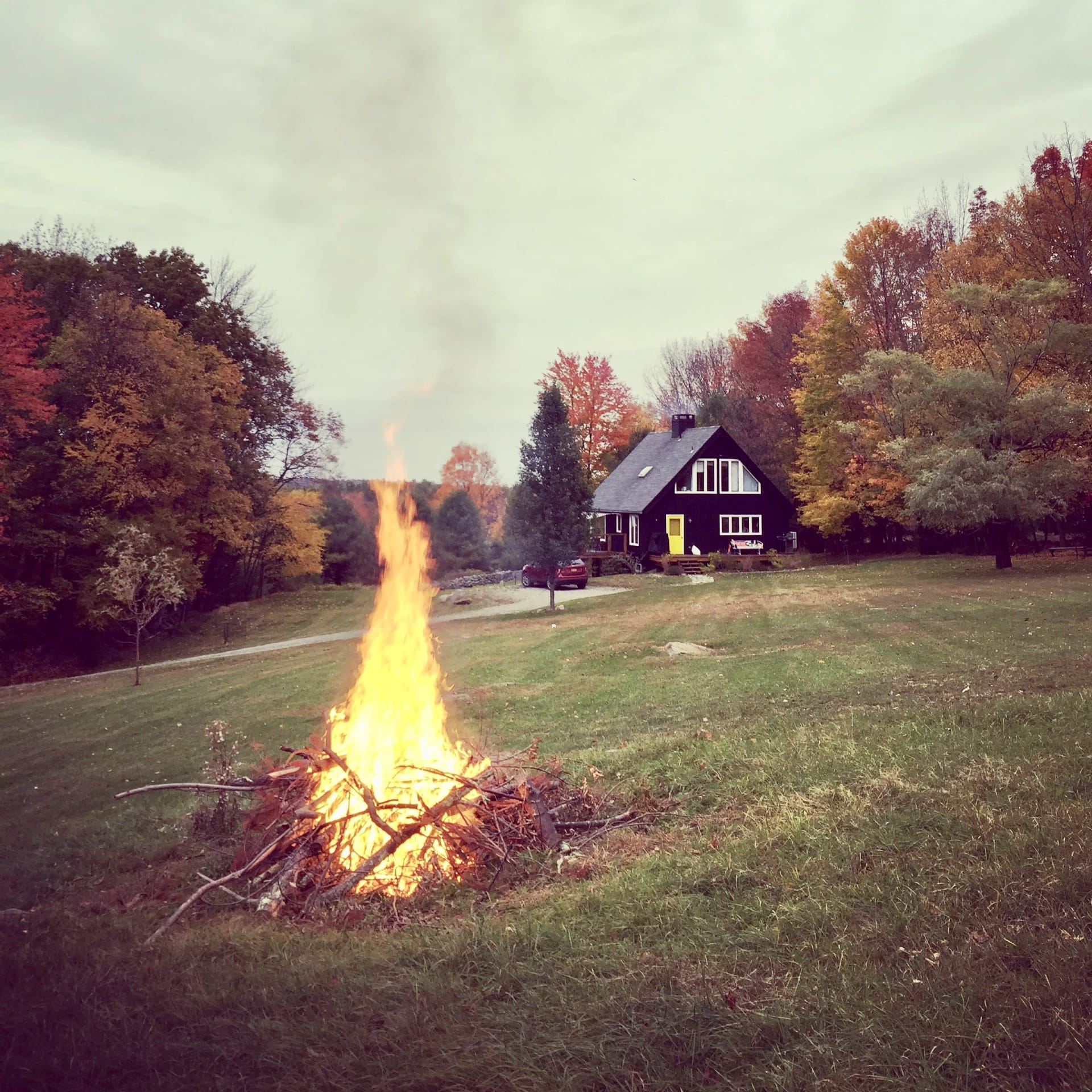 The Inevitable Bonfire