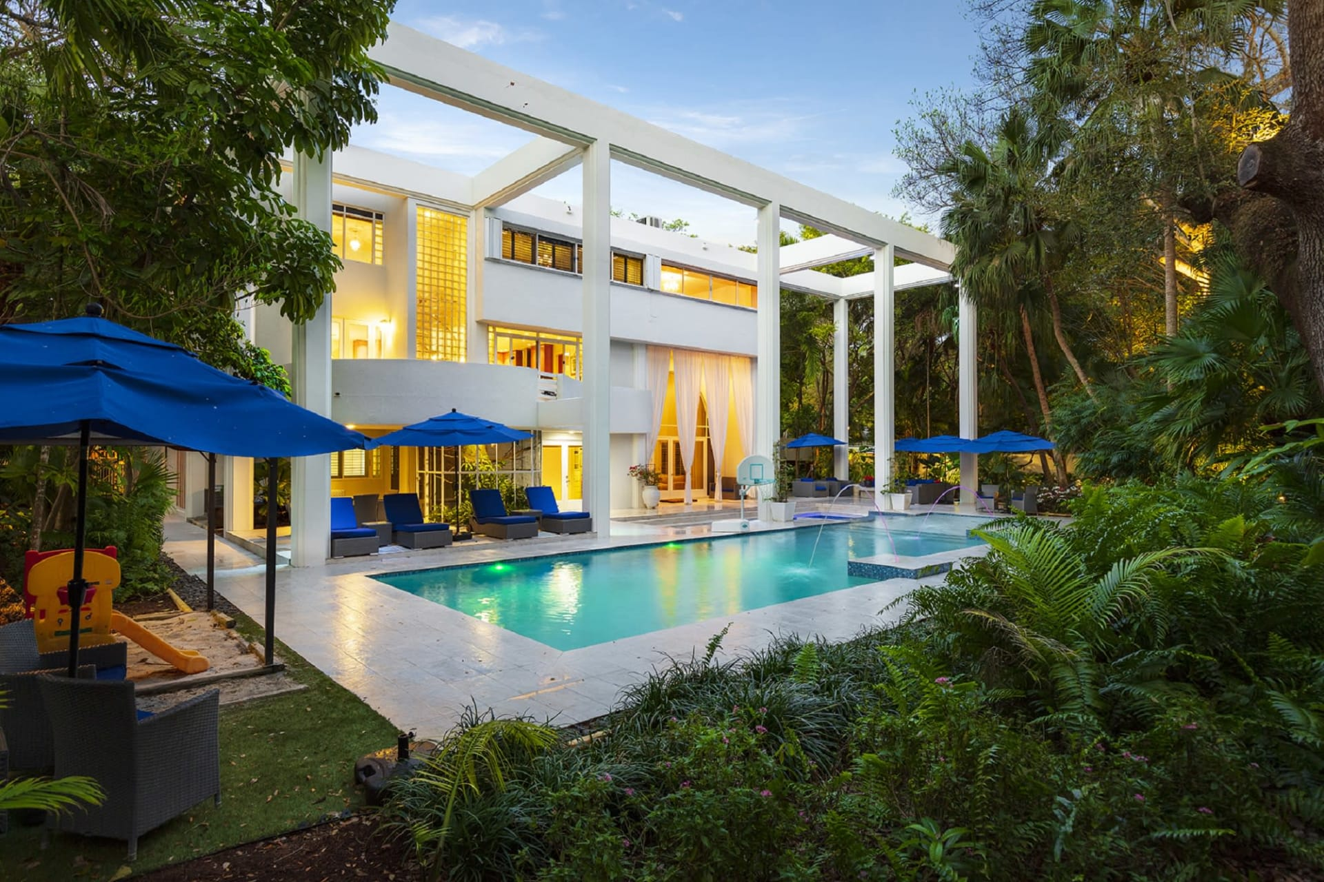 One-of-a-kind Tri-level Estate | 13500 SW 66 Ave, Pinecrest video preview