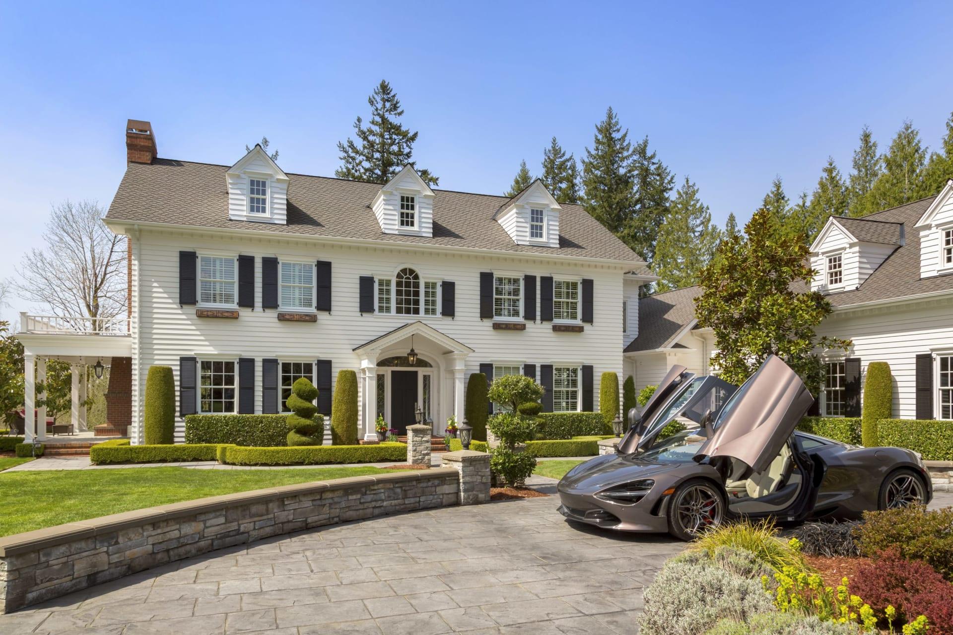 - Authentic East Coast Estate Style - Redmond video preview