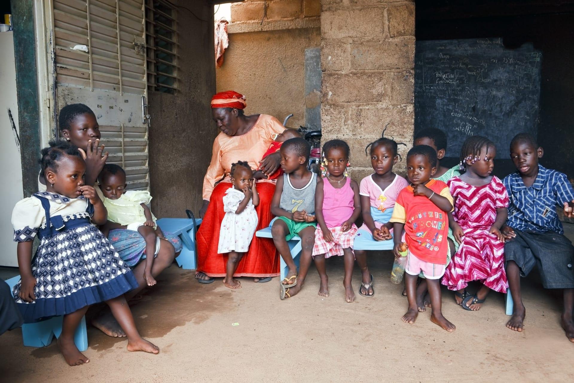 BISHOP ABEL OYARO IN KENYA