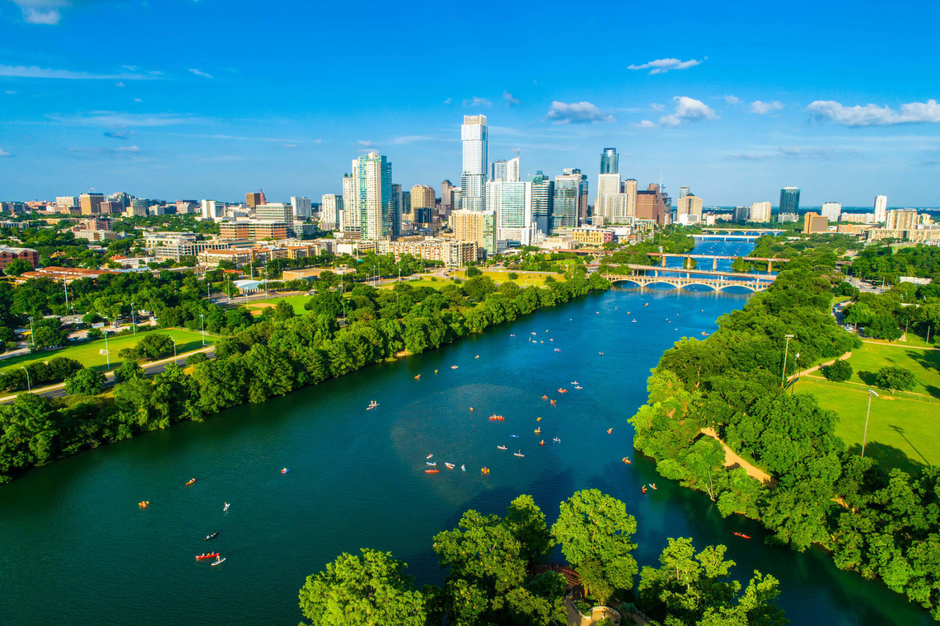 July 2021 National Luxury Market Data: Texas