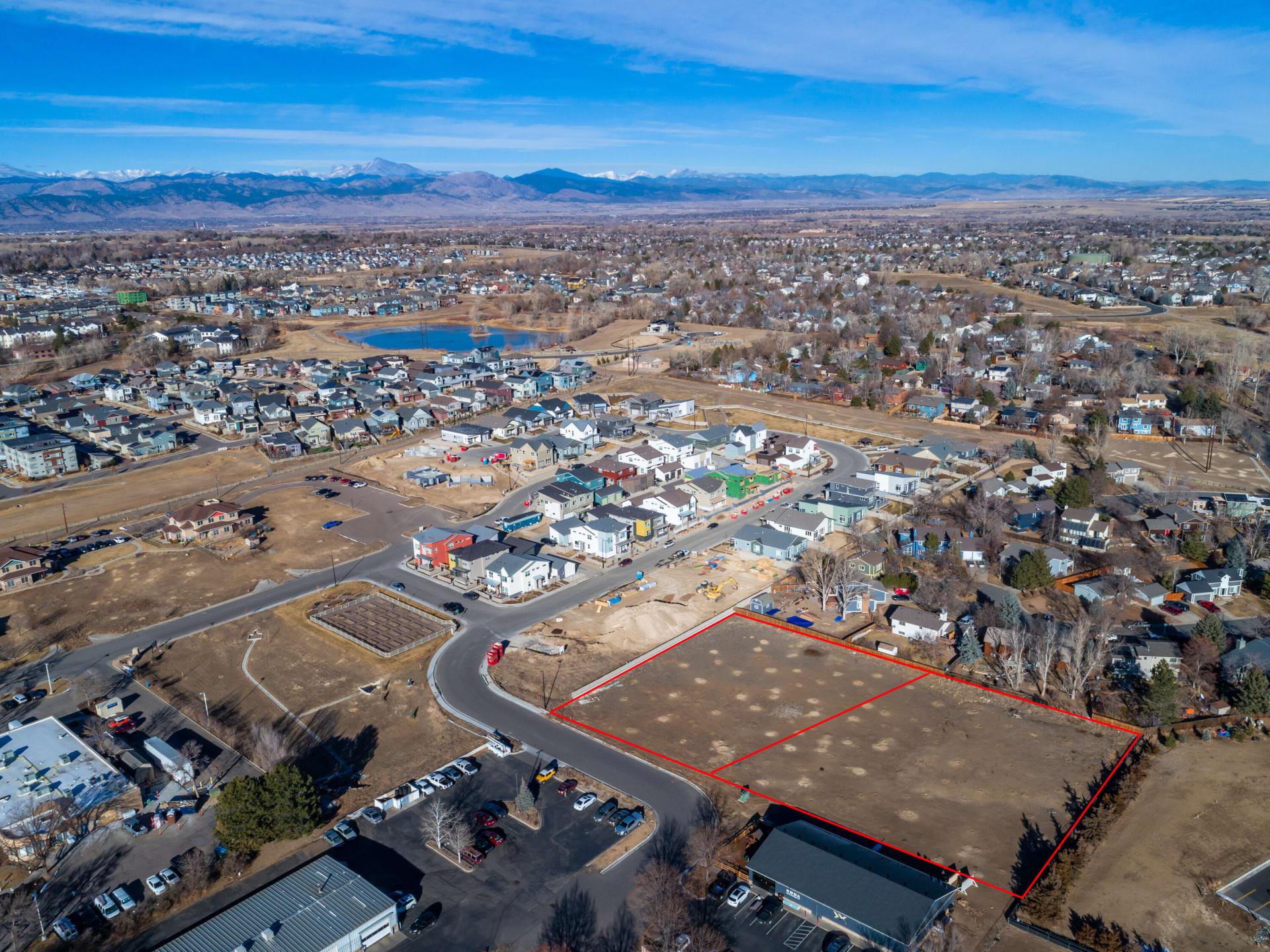 2100 South Boulder Road