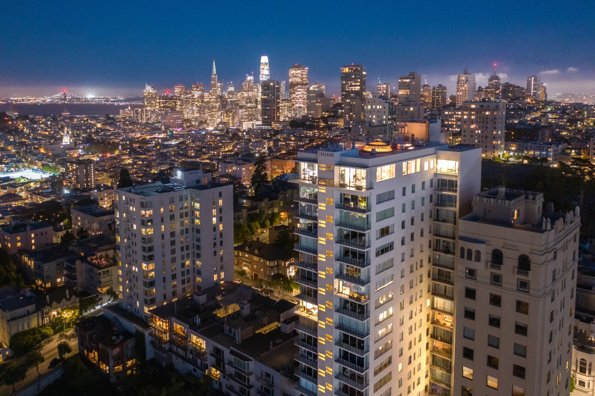 Russian Hill Penthouse | $19,000,000