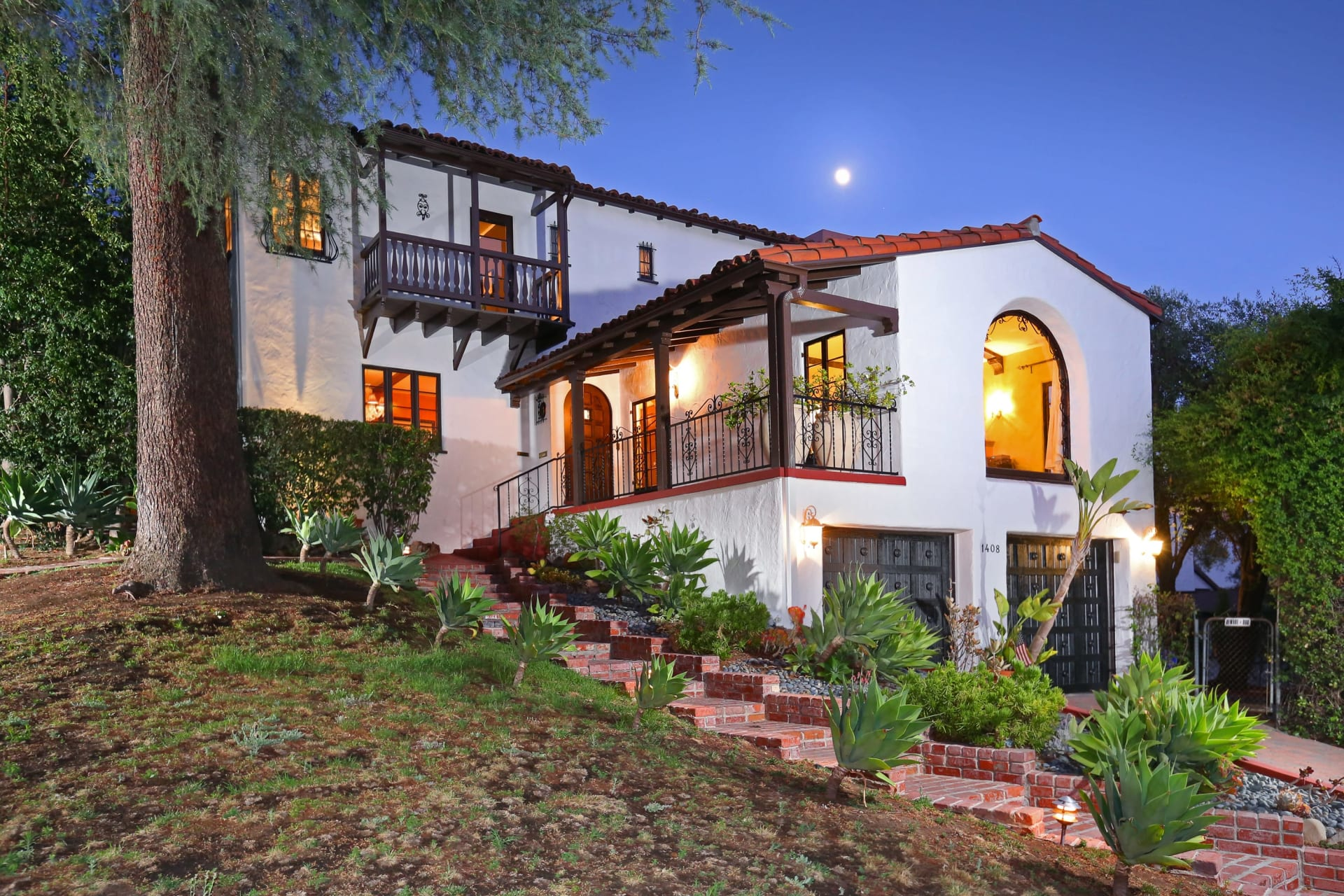 SOLD by Edwin Ordubegian | 1408 Cordova Ave. | Stunning Spanish Colonial Home in Glendale video preview