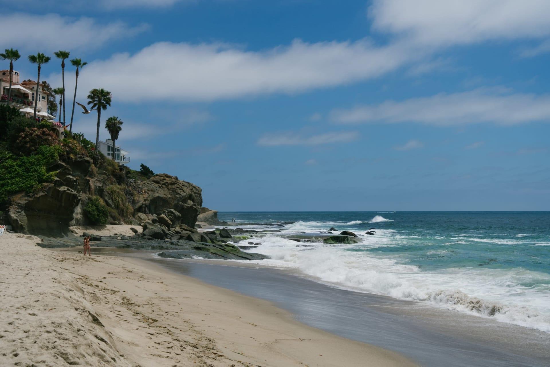 THE 3 BEST BEACHES IN ORANGE COUNTY