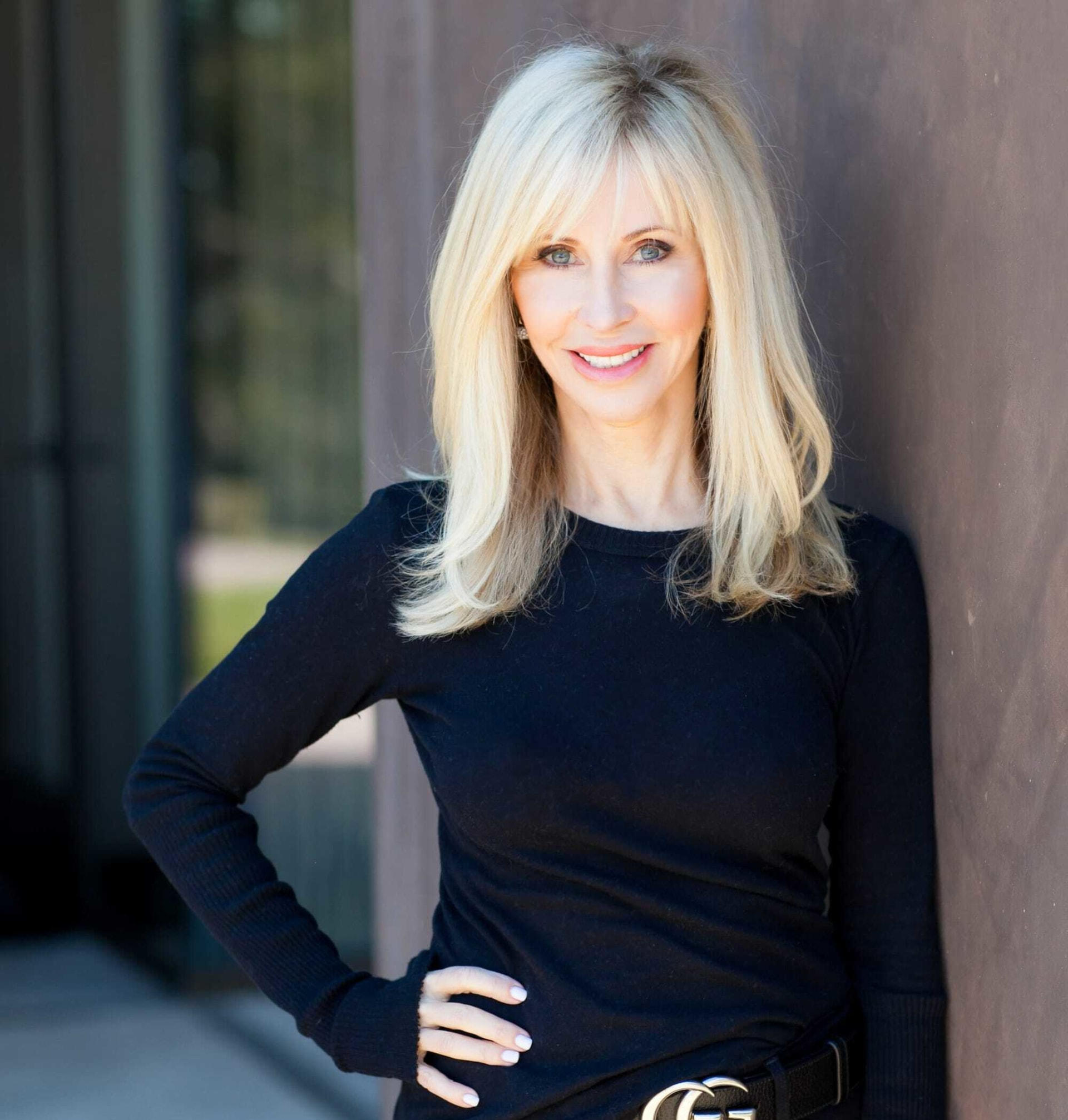 GINGER MARTIN: NAPA VALLEY'S LEADING REAL ESTATE AGENT