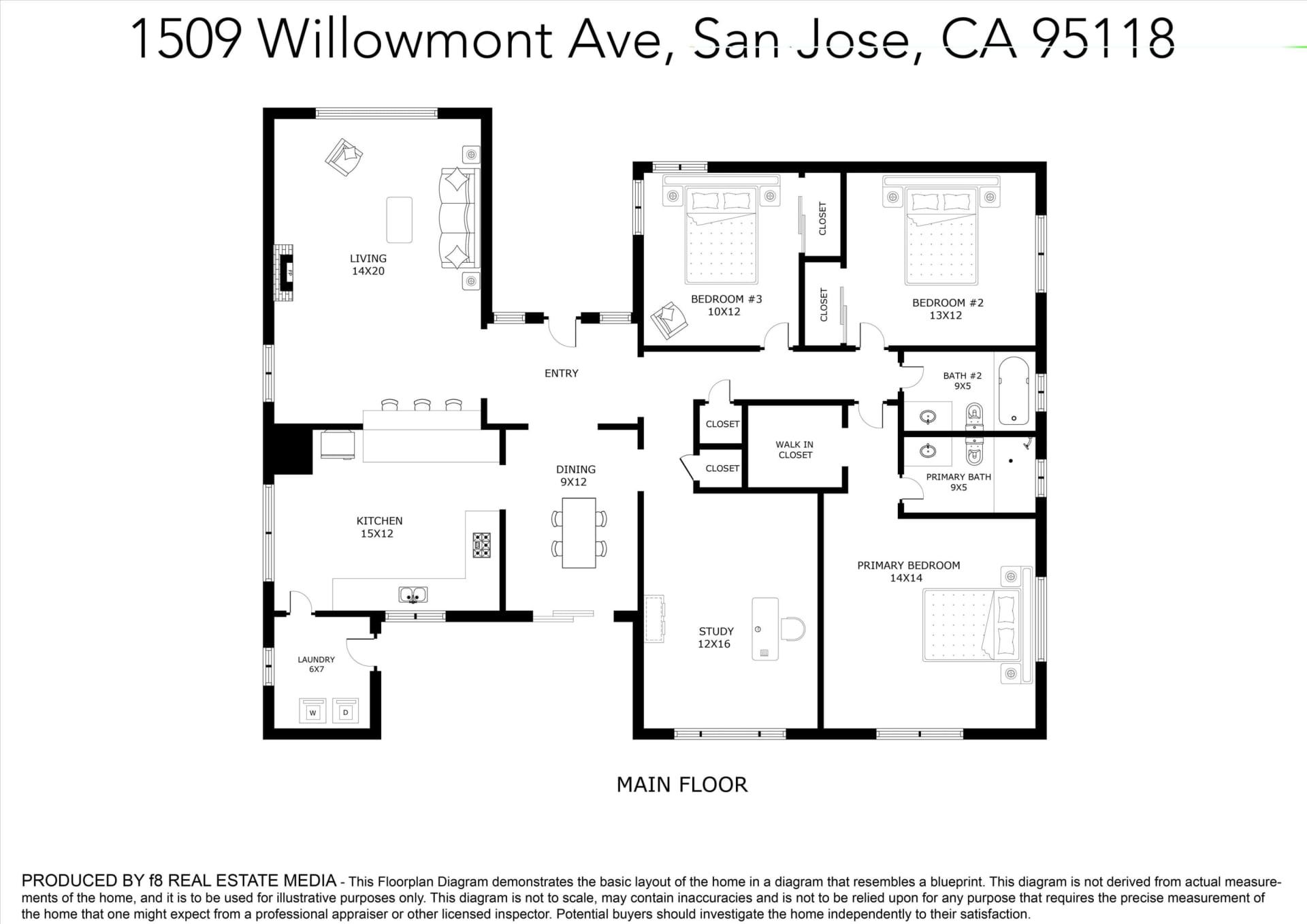 1509 Willowmont Ave photo