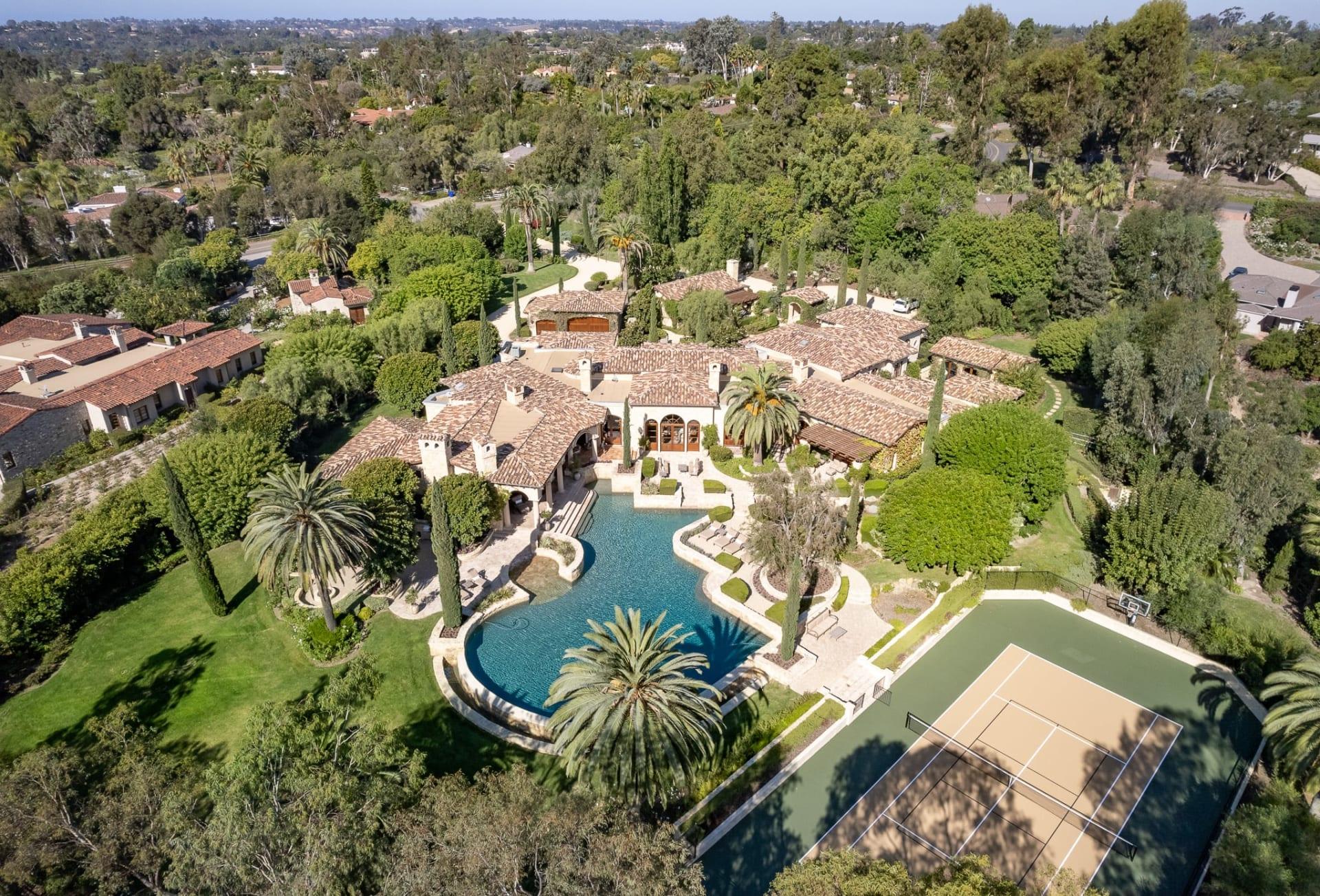 Legendary Views 17285 Avenida De Acacias, Rancho Santa Fe Covenant video preview