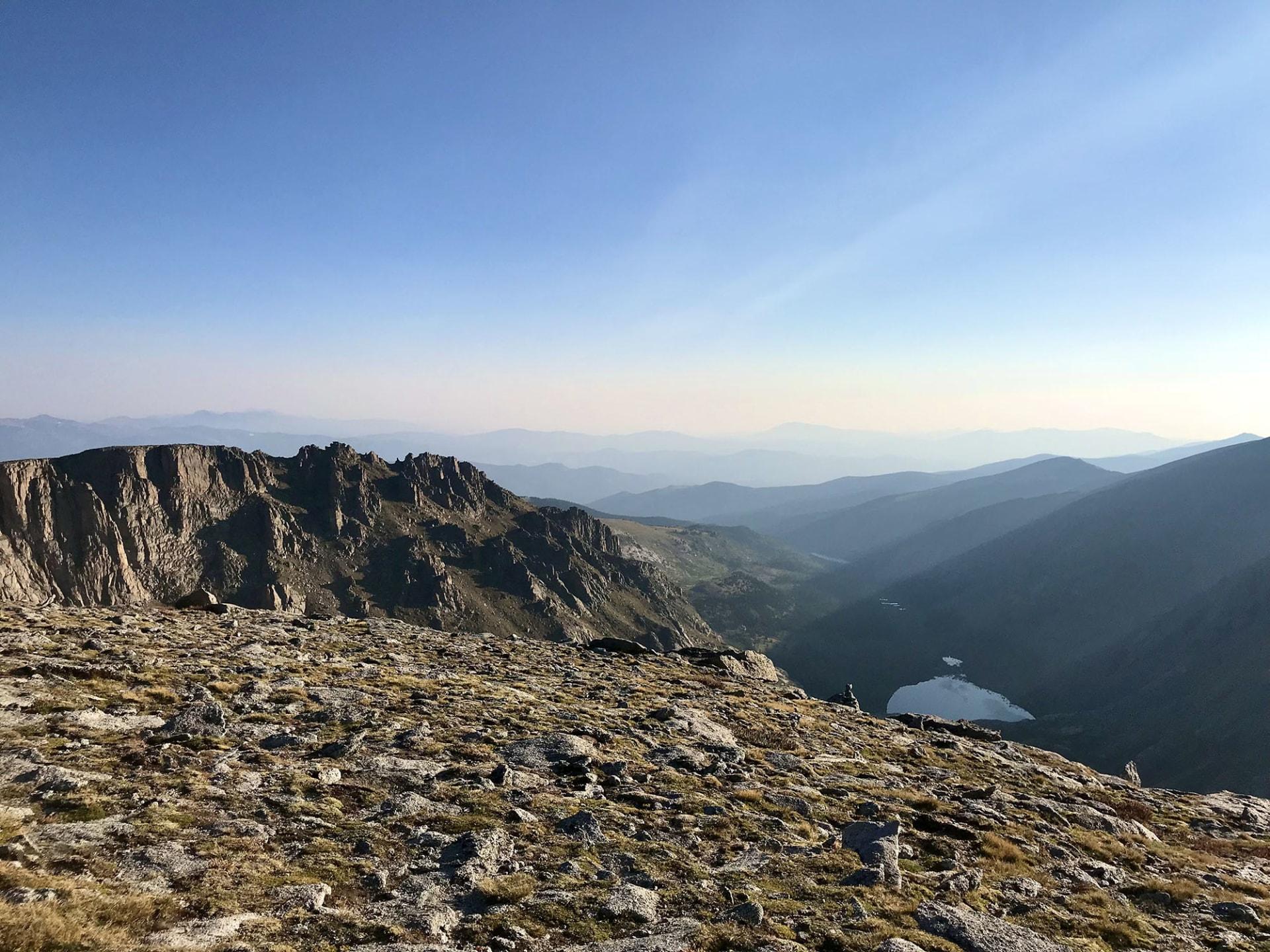 14er Season in the Rocky Mountains