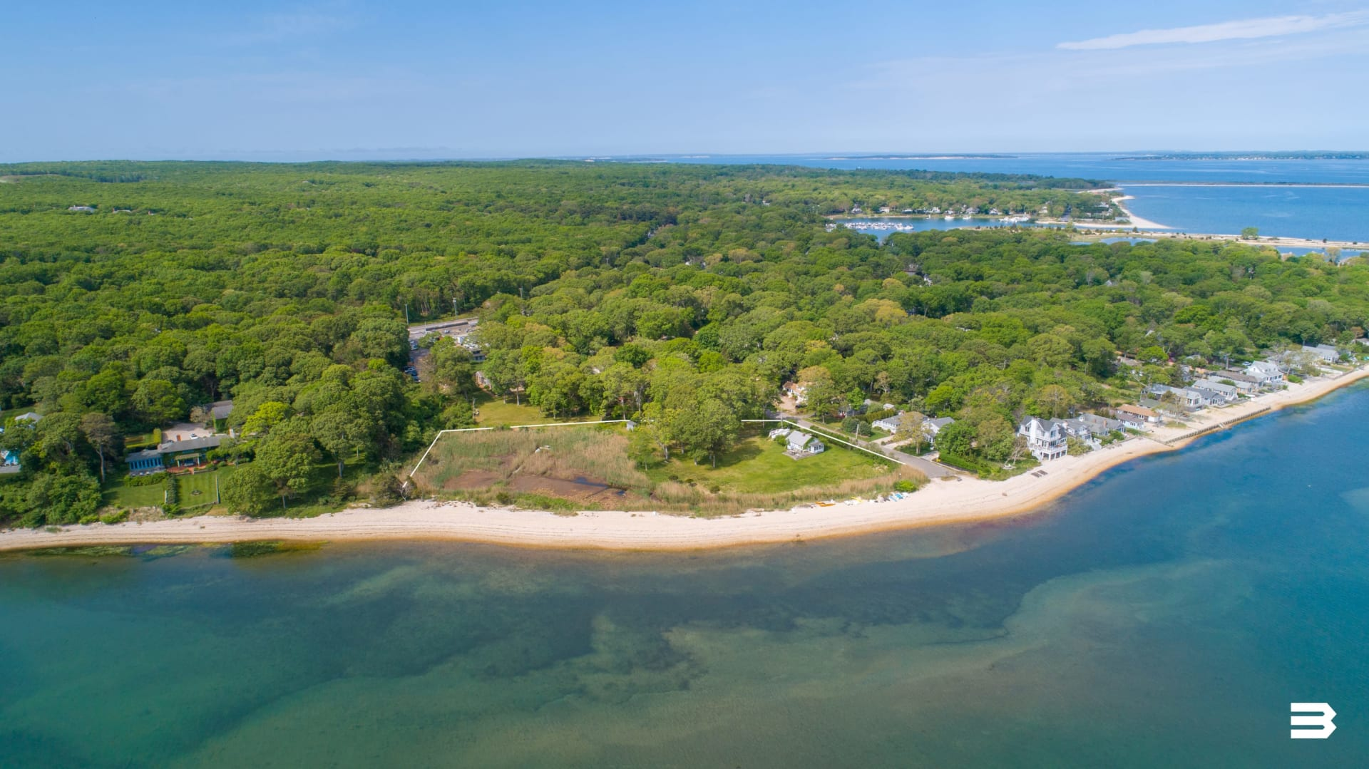 Sag Harbor Waterfront Land Opportunity