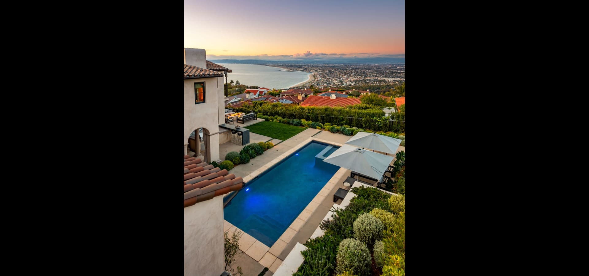 Panoramic Views in Palos Verdes Estates